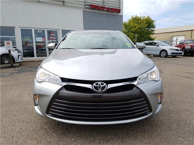 2017 Toyota Camry LE (Stk: B4064) in Prince Albert - Image 2 of 26