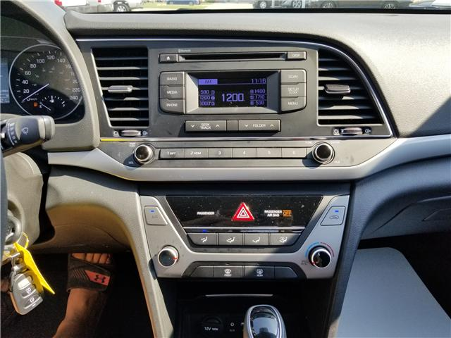 2017 Hyundai Elantra GL (Stk: ) in Kemptville - Image 7 of 15