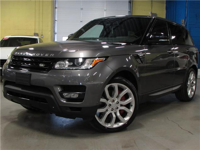 2015 Land Rover Range Rover Sport V8 Supercharged (Stk: C5366) in North York - Image 1 of 19