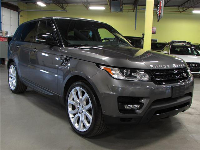2015 Land Rover Range Rover Sport V8 Supercharged (Stk: c5366) in North York - Image 4 of 19