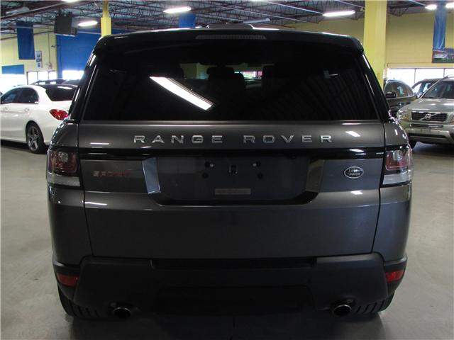 2015 Land Rover Range Rover Sport V8 Supercharged (Stk: c5366) in North York - Image 10 of 19