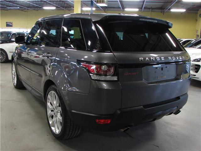 2015 Land Rover Range Rover Sport V8 Supercharged (Stk: c5366) in North York - Image 11 of 19