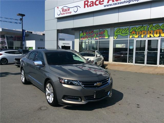 2017 Chevrolet Impala 1LT (Stk: 16130) in Dartmouth - Image 1 of 24