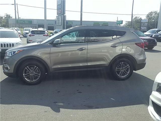 2018 Hyundai Santa Fe Sport 2.4 SE (Stk: 16148) in Dartmouth - Image 2 of 25