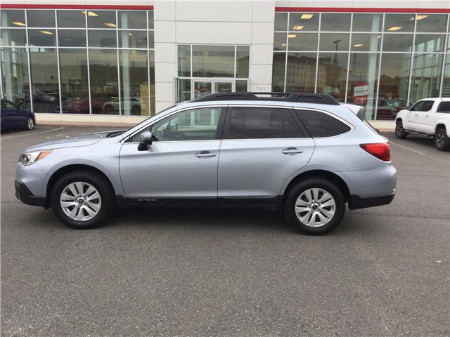 2015 Subaru Outback 2.5i Touring Package (Stk: U118-18) in Stellarton - Image 1 of 14
