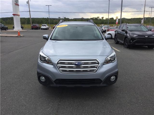 2015 Subaru Outback 2.5i Touring Package (Stk: U118-18) in Stellarton - Image 2 of 14