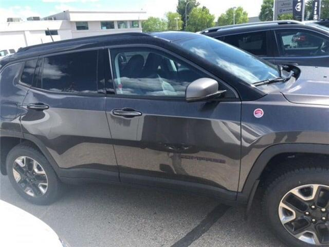 2018 Jeep Compass Trailhawk (Stk: 18CP3711) in Devon - Image 4 of 14