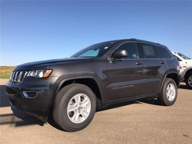 2017 Jeep Grand Cherokee Laredo (Stk: 17GH3552) in Devon - Image 1 of 20