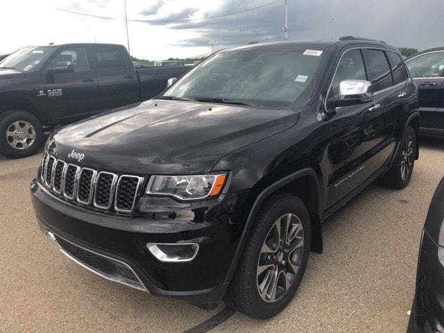 2018 Jeep Grand Cherokee Limited (Stk: 18GH5085) in Devon - Image 1 of 12