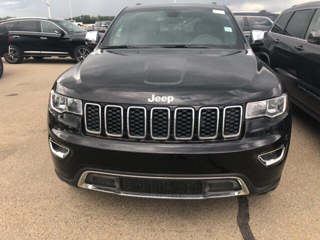 2018 Jeep Grand Cherokee Limited (Stk: 18GH5085) in Devon - Image 2 of 12