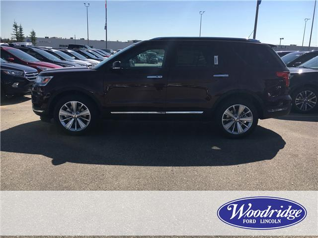 2018 Ford Explorer Limited (Stk: J-2439) in Calgary - Image 2 of 5