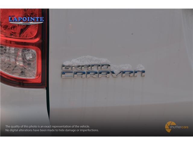 2017 Dodge Grand Caravan GT (Stk: SL17582) in Pembroke - Image 5 of 20