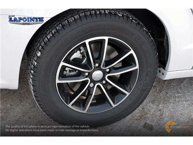 2017 Dodge Grand Caravan GT (Stk: SL17582) in Pembroke - Image 7 of 20