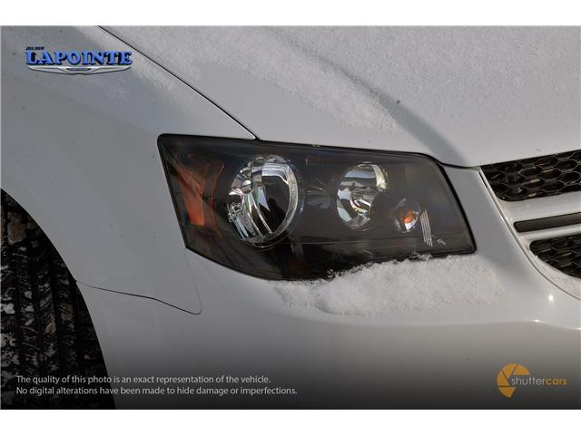 2017 Dodge Grand Caravan GT (Stk: SL17582) in Pembroke - Image 8 of 20