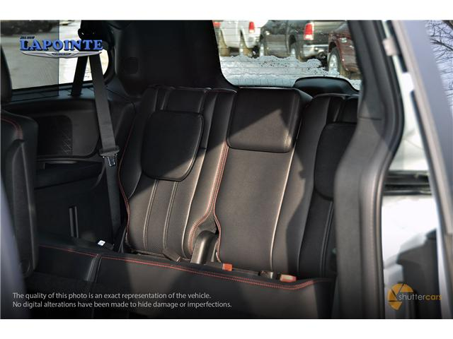 2017 Dodge Grand Caravan GT (Stk: SL17582) in Pembroke - Image 11 of 20