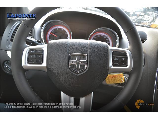 2017 Dodge Grand Caravan GT (Stk: SL17582) in Pembroke - Image 15 of 20