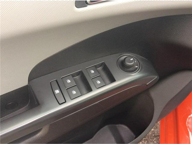 2012 Chevrolet Sonic LT (Stk: 183953A) in Ajax - Image 9 of 21