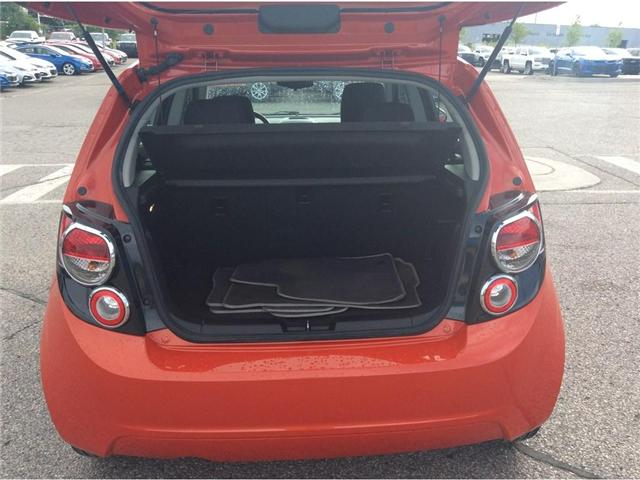 2012 Chevrolet Sonic LT (Stk: 183953A) in Ajax - Image 12 of 21
