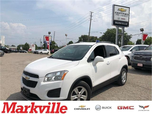 2014 Chevrolet Trax LT-FWD-GM CERTIFIED PRE-OWNED-1 OWNER (Stk: P6232) in Markham - Image 1 of 13