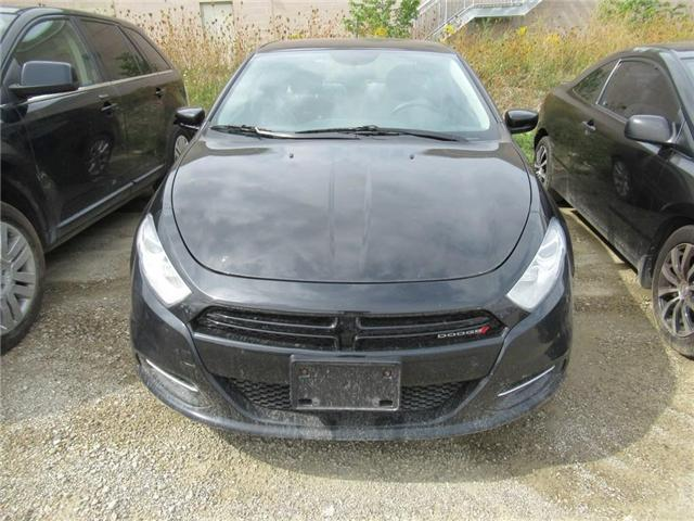 2013 Dodge Dart SXT, Well Maintained! (Stk: 8306520A) in Brampton - Image 1 of 5