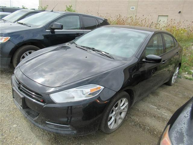 2013 Dodge Dart SXT, Well Maintained! (Stk: 8306520A) in Brampton - Image 2 of 5