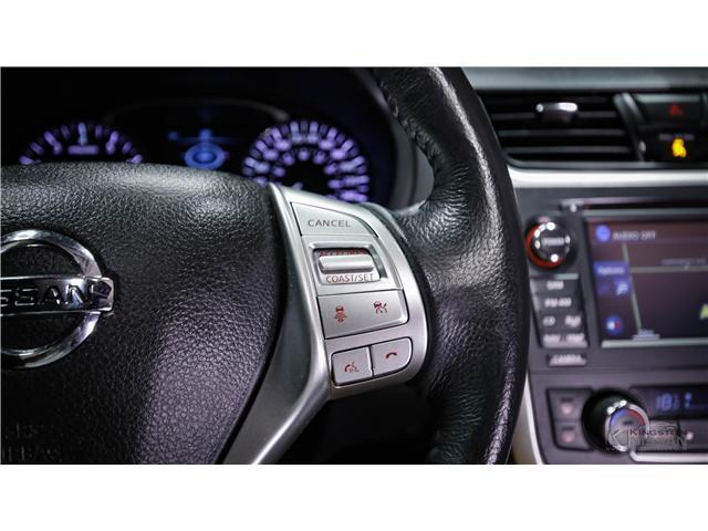 2016 Nissan Altima 2.5 SL Tech (Stk: PT18-508) in Kingston - Image 15 of 34