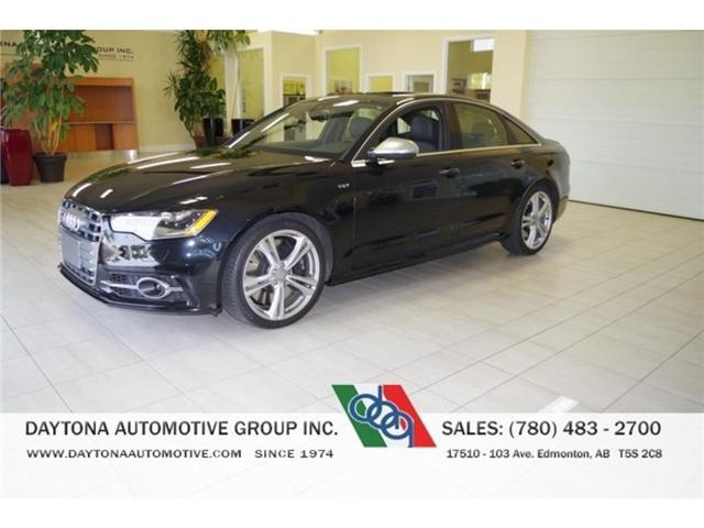 2014 Audi S6 4.0 (Stk: 3508) in Edmonton - Image 1 of 21
