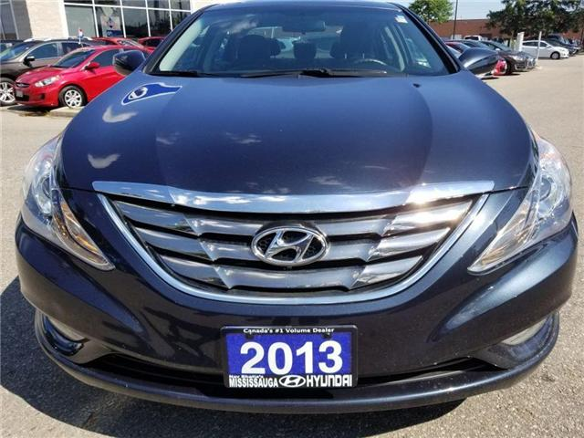 2013 Hyundai Sonata SE-in great condition.. (Stk: 38324a) in Mississauga - Image 2 of 18