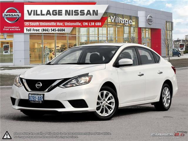2016 Nissan Sentra 1.8 SV (Stk: 61084) in Unionville - Image 1 of 27
