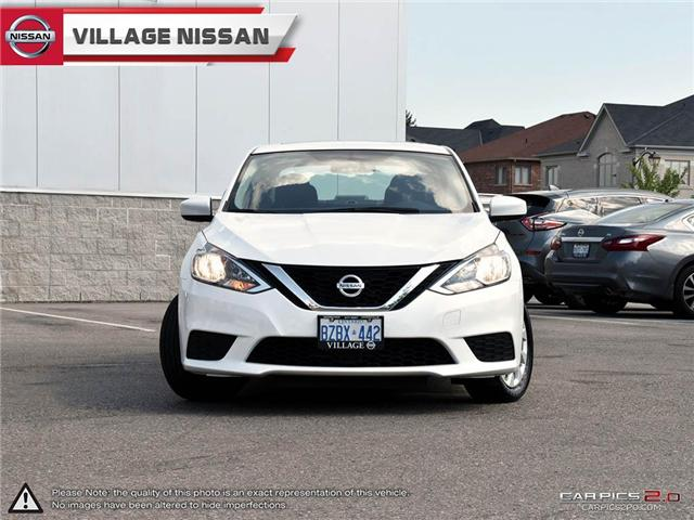 2016 Nissan Sentra 1.8 SV (Stk: 61084) in Unionville - Image 2 of 27