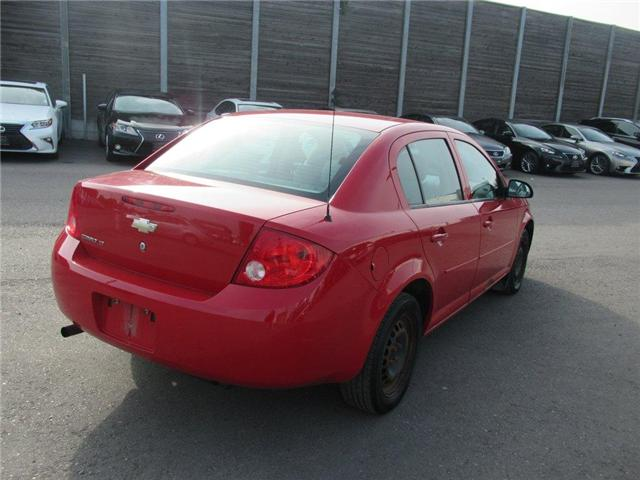 2008 Chevrolet Cobalt LT (Stk: 77967A) in Toronto - Image 6 of 13