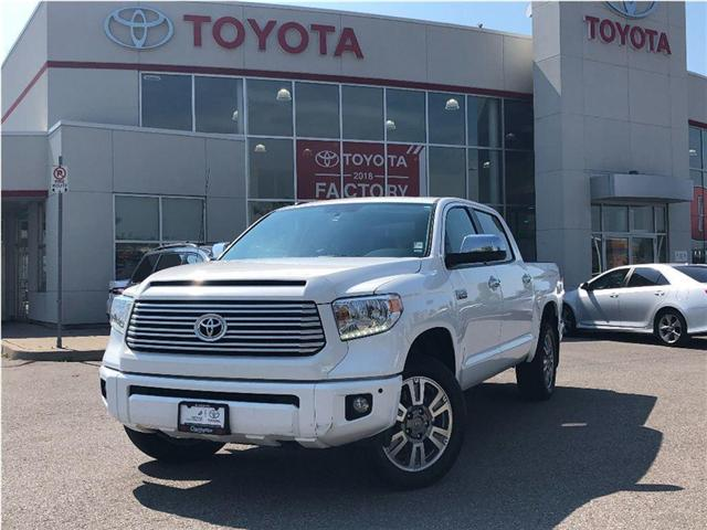 2016 Toyota Tundra  (Stk: P2142) in Bowmanville - Image 1 of 22
