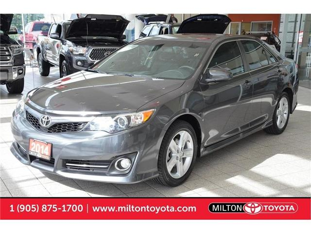 2014 Toyota Camry  (Stk: 329623) in Milton - Image 1 of 35