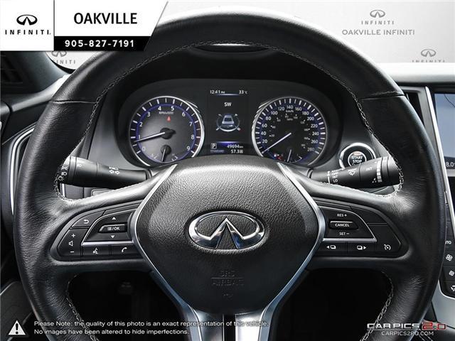 2017 Infiniti Q60 3.0T (Stk: Q17009A) in Oakville - Image 13 of 20