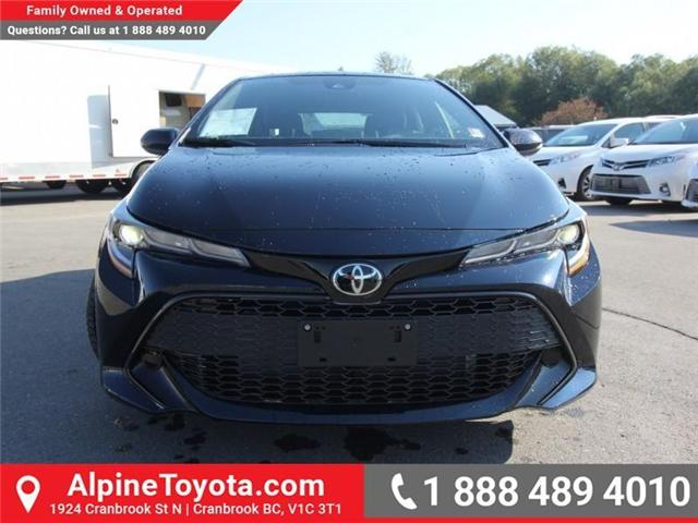2019 Toyota Corolla Hatchback SE Upgrade Package (Stk: 3009533) in Cranbrook - Image 8 of 17