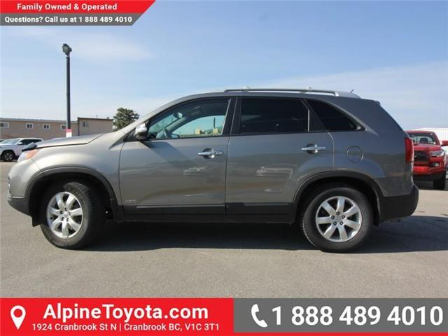 2013 Kia Sorento LX (Stk: S552909A) In Cranbrook   Image 2 Of 17
