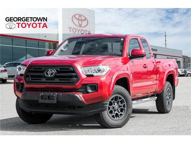 2018 Toyota Tacoma SR+ (Stk: 8TA515) in Georgetown - Image 1 of 20