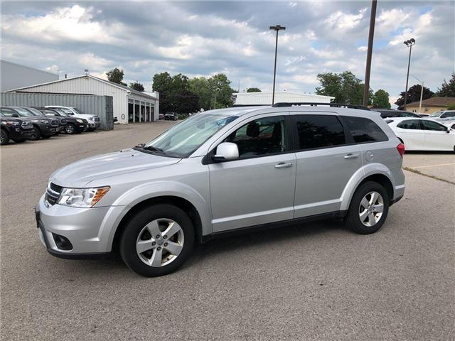 2011 Dodge Journey SXT (Stk: U20718) in Goderich - Image 1 of 16
