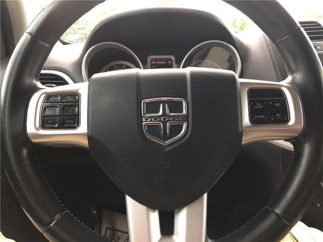 2011 Dodge Journey SXT (Stk: U20718) in Goderich - Image 14 of 16