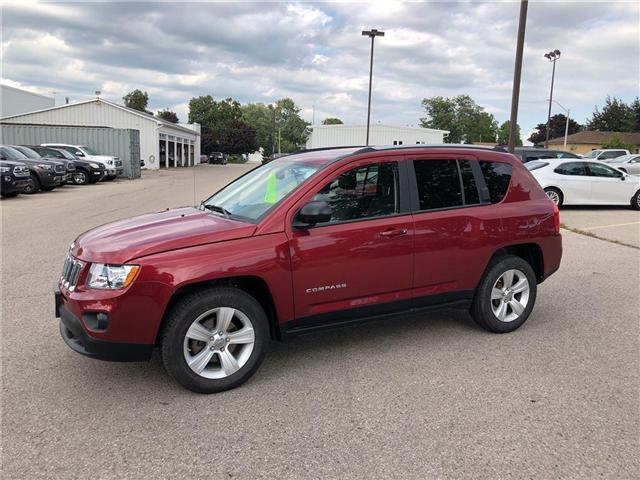 2011 Jeep Compass Sport/North (Stk: U21118) in Goderich - Image 1 of 14