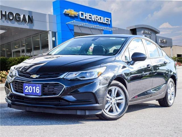 2016 Chevrolet Cruze LT Auto (Stk: A307964) in Scarborough - Image 1 of 25
