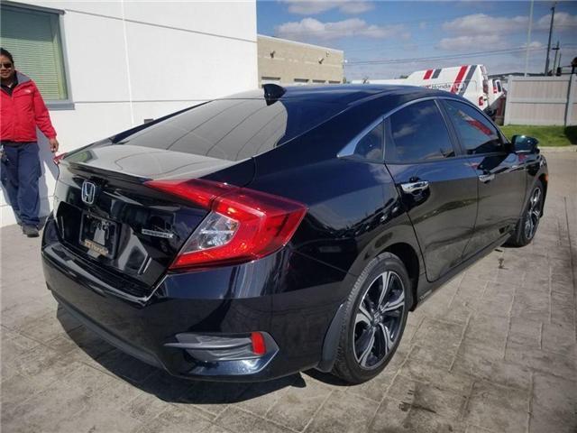 2017 Honda Civic Touring (Stk: 2190077A) in Calgary - Image 2 of 30