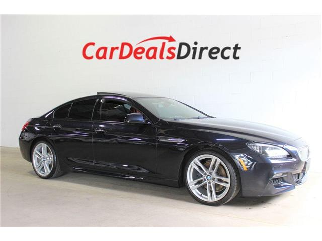 2015 BMW 650 Gran Coupe  (Stk: 761171) in Vaughan - Image 1 of 30