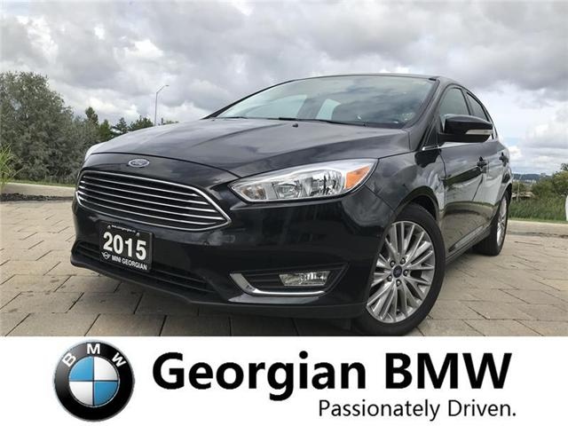 2015 Ford Focus Titanium (Stk: P1275-1A) in Barrie - Image 1 of 19