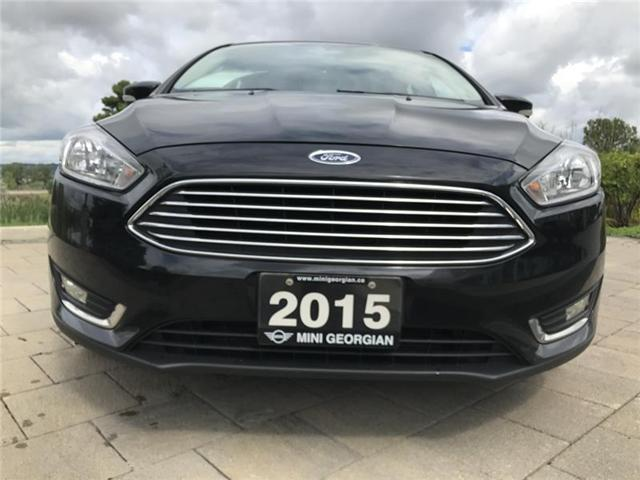 2015 Ford Focus Titanium (Stk: P1275-1A) in Barrie - Image 2 of 19