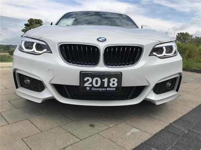 2018 BMW 230 i xDrive (Stk: P1295) in Barrie - Image 2 of 20