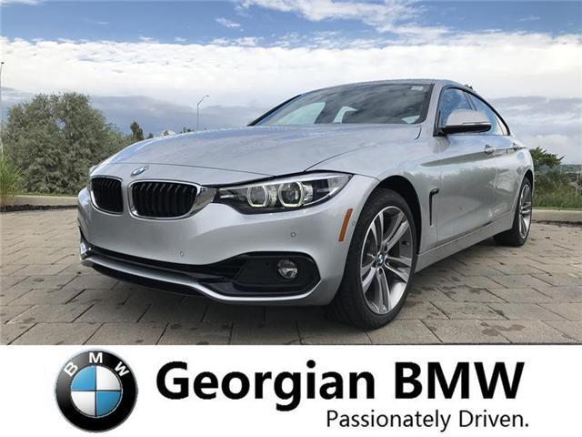 2018 BMW 430i xDrive Gran Coupe  (Stk: P1350) in Barrie - Image 1 of 21