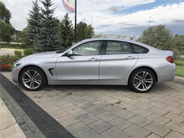 2018 BMW 430i xDrive Gran Coupe  (Stk: P1350) in Barrie - Image 8 of 21