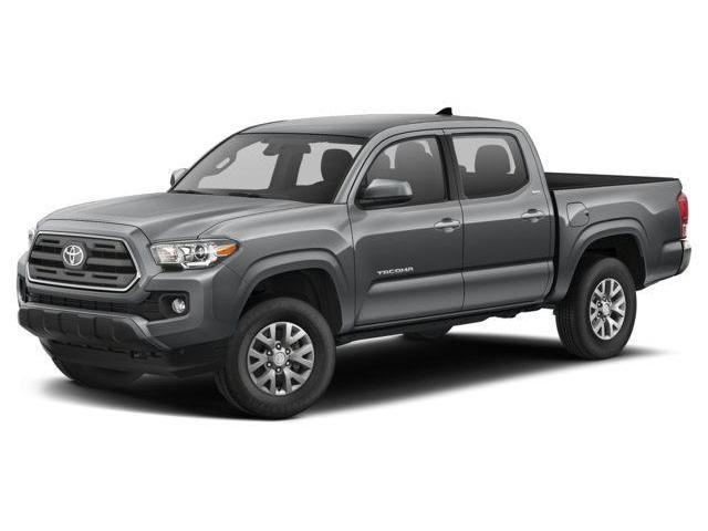 2018 Toyota Tacoma SR5 (Stk: 038554) in Milton - Image 1 of 2