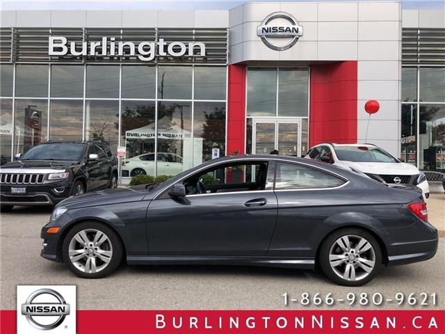 2013 Mercedes-Benz C-Class Base (Stk: X7329A) in Burlington - Image 1 of 20